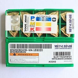 MITSUBISHI WNMG080408-MA UE6020 box