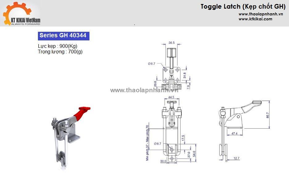cam kep chot-gh-40344-catalog hochiminh hanoi