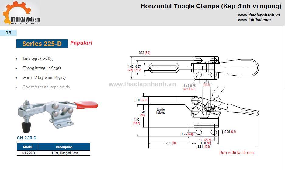 kep-ngang-gh-225-D-catalog hanoi ho chi minh