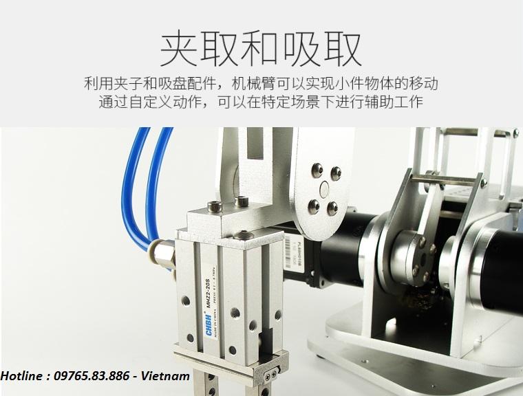 canh tay robot tai 2,5kg 8 hn hcm